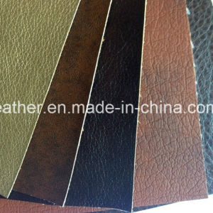 The Strong Bonded PU Leather for Sofa pictures & photos