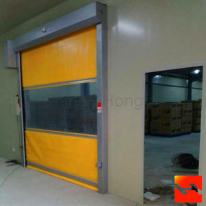 Iran PVC Clean Room Roll up Door (HF-1035) pictures & photos