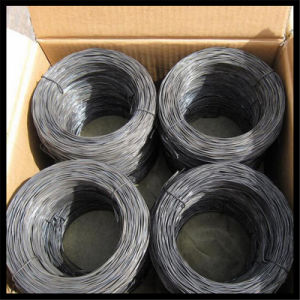 Black Oilded Annealded Iron Wire pictures & photos