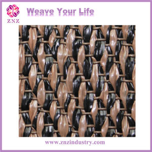 Manufactured Woven Vinyl Outdoor Moveable Flooring
