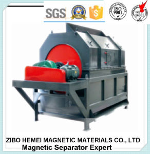 Dry Magnetic Separator for Ores, Purification Operation pictures & photos