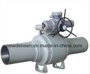 Hot Sales API6d Heating Pipeline Valve Part pictures & photos