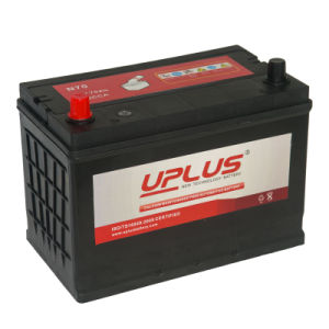 D31 N70L Hot Sale 12V 70ah Mf Car Battery Auto Battery pictures & photos