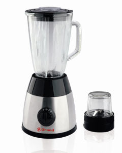 Geuwa 500W Power Glass Jar Electric Food Blender pictures & photos