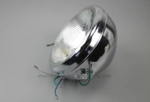 Ww-7180 Motorcycle Part, Gn125 Motorcycle Front Light, Head Light, pictures & photos