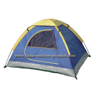 2persons 170t Polyester Outdoor Camping Tent (ETBL-TC076)) pictures & photos