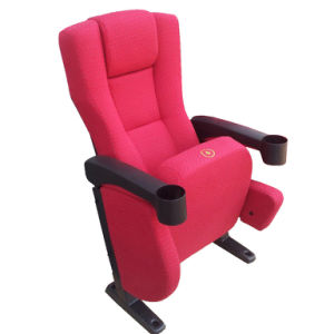 Rocking Cinema Seat VIP Seating Auditorium Theater Chair (4EB02DA) pictures & photos
