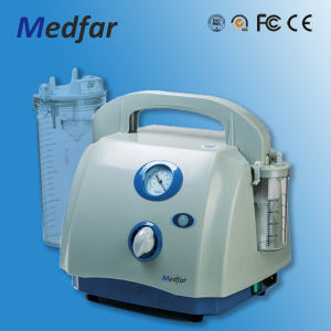 Mf-100p 35b Medical Portable Electric Vacuum Suction Pump pictures & photos