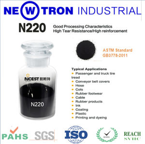 Carbon Black Pigment for Paint, Ink, N220 pictures & photos