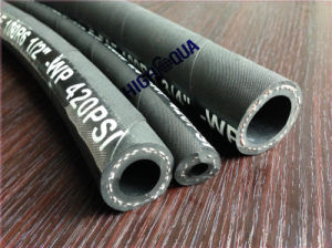One Textile Braid Hydraulic Hose DIN/En 854 1te pictures & photos