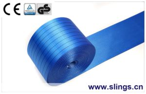 2017 Sln Synthectic Fibre Heavy Webbing Sling with Eyes pictures & photos