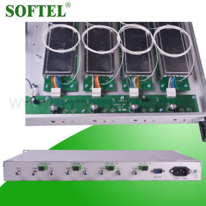 4 Ways Fiber Optical Return Path Receiver pictures & photos