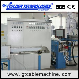 Wire/Cable Plastic Extrusion Machine pictures & photos