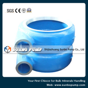 Centrifugal High Chrome Slurry Pump Spare Part pictures & photos