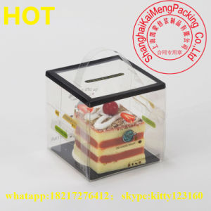 20 X 20 Plastic Storage Box for Cake Package pictures & photos