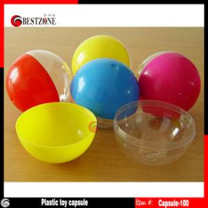 Plastic Toy Capsules for Vending Machine (Plastic Capsule-100) pictures & photos