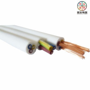 Rvv 300V/500V, Copper Flexible Cable, PVC Cable. pictures & photos