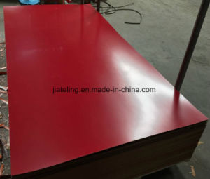 Two Sides Melamine MDF/Both Side Paper MDF pictures & photos