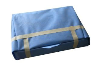 Sterilization SMS Non Woven Fabric/Sterilization Wrapping pictures & photos