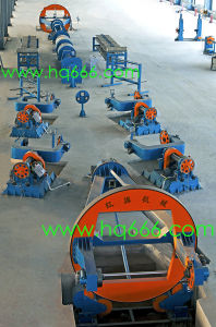 Big Cable Making Machine Drum Twister