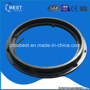 B125 En124 FRP Round SMC Screw Manhole Cover pictures & photos