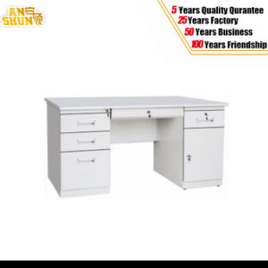 High Quality Modern Office Furniture Steel & Wood Office Table pictures & photos