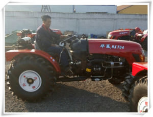 Hot Sale 75HP Fruit Tractor with Ce pictures & photos