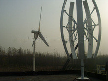 10kw Vertical Axis Wind Generator System pictures & photos