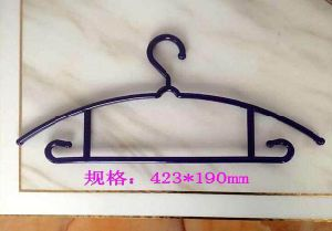 OEM Plastic Clothes Hanger pictures & photos