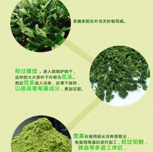 Tie Guanyin Matcha Green Tea Powder pictures & photos