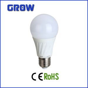 Hot LED Light E27/B22 Plastic Aluminium LED Bulb (GR908-1A) pictures & photos