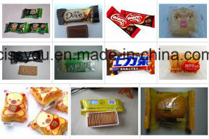 China Automatic Horizontal Packing Pillow Snack Packaging Machine pictures & photos
