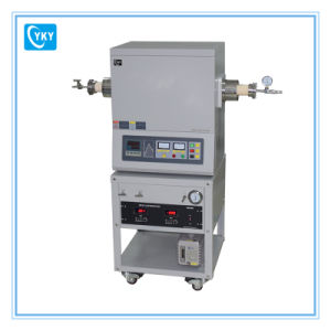 1600c CVD Tube Furnace System for Deposition of Carbon and Metal Oxidize pictures & photos
