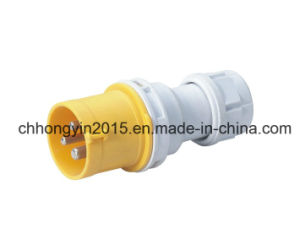 China Male and Female Industrial Plug and Socket pictures & photos