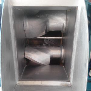 Abrasion Materials Resistance Mixing Chamber Rubber Banbury Kneader Xsn-55 pictures & photos