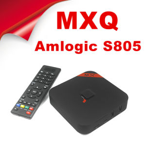 Mxq Amlogic S805 Android 4.4 TV Box Bluetooth 4.0