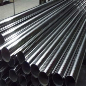 ASTM 304 Plain Polished Stainless Steel Tube for Decoration, Seamless Stainless Steel Pipe pictures & photos