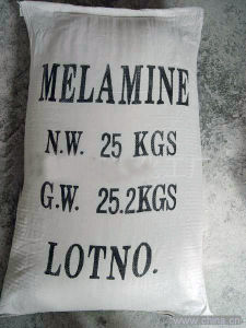 Melamine CAS No: 108-78-1