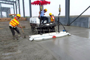 Ride on Concrete Leveling Laser Screed pictures & photos