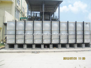 Anti-Corrosion FRP Tank GRP Water Storage Tank pictures & photos