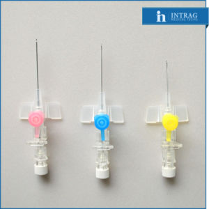 Sterile IV Cannula with Butterfly Type pictures & photos