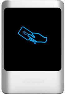 New Design! 1500 Users RF Card Swipe Door Access Control pictures & photos