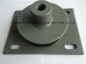 Elevator Traction Machine Rubber Damping Pad pictures & photos