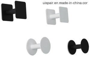 Uispair Modern Round Square Clothes Hook for Home Hotel Office Decoration pictures & photos
