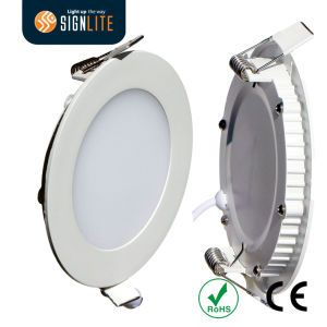 Round Diameter 300mm/0.3m 24W LED Downlight, Spring Clip Installed LED Panel Light pictures & photos