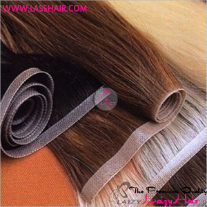 PU Remy Hair Weft