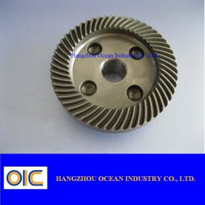 Special Steel Bevel Gear Pinion pictures & photos