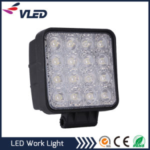48W LED Work Light for off Road Vehicle Truck pictures & photos