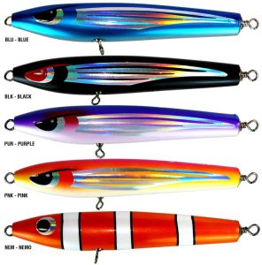 a Great Quality 100% Waterproof Timber Gt Popper Thunnus Wood Fishing Lure pictures & photos