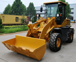 Sinotruk Front Wheel Loader with CE Certificate and High Quality pictures & photos